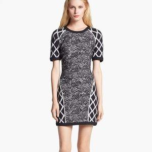 New 'Argon' Wave Knit Dress ELIZABETH AND JAMES